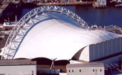 Span Systems Inc Tensioned Fabric Structures Tensile